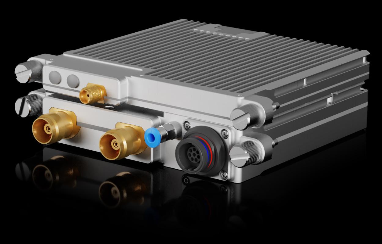 ZPX IFF Mode 5 Transmiter Configuration